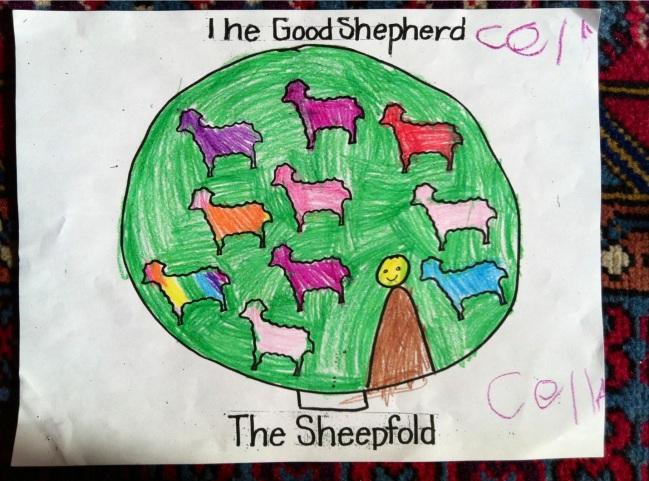 Cella's Sheepfold